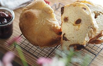 白イチジク&カマンベールのパン
