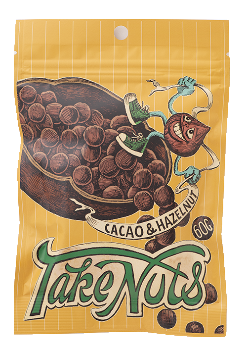 Take Nuts カカオヘーゼル